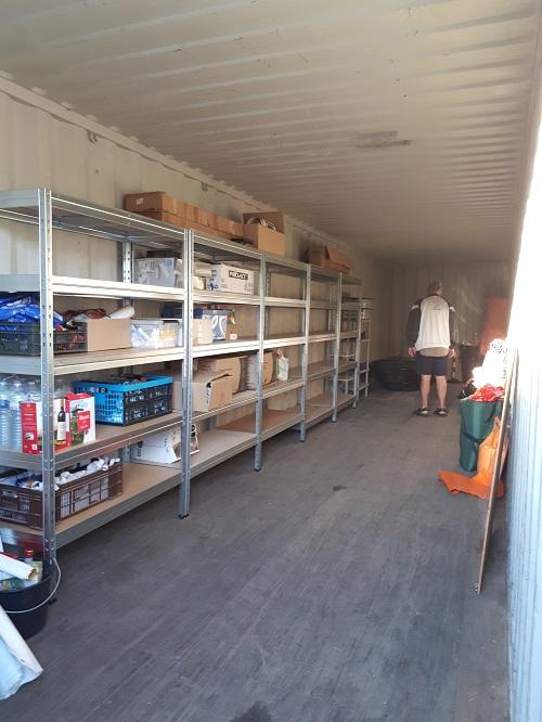 Déménagement local et aménagement container