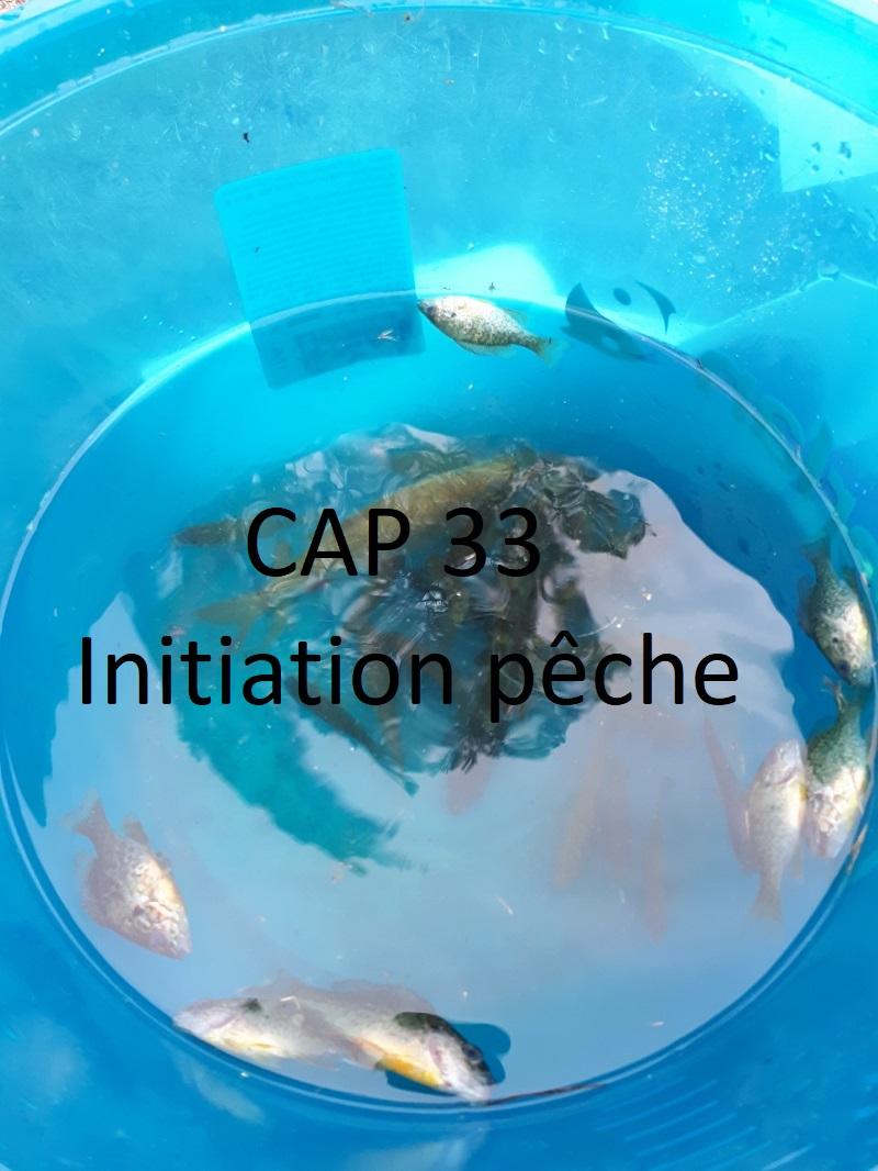 CAP 33 lac vert biganos 21/08/2020